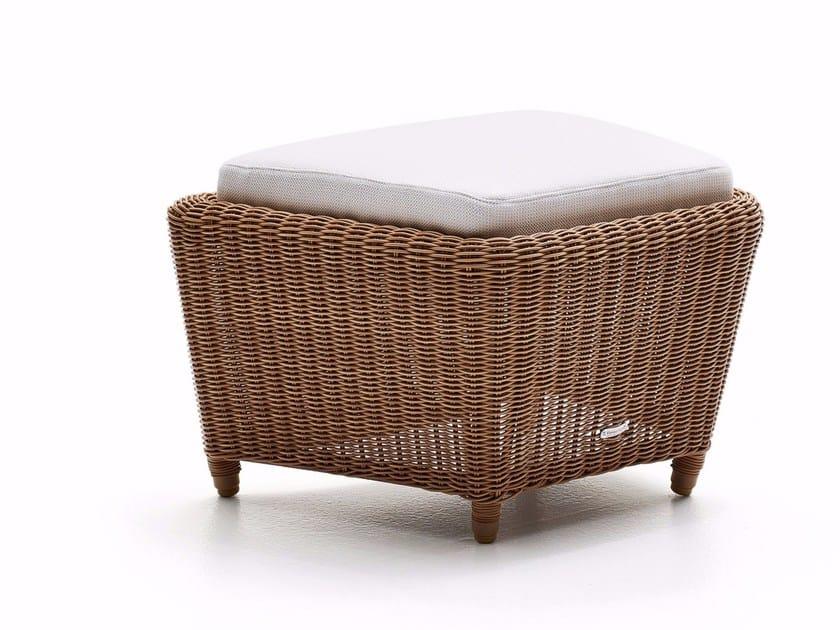 PVC footstool BOLERO | Footstool - Varaschin