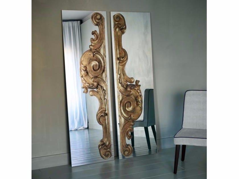 Rectangular mirror BOLLYWOOD | Mirror - Casamilano
