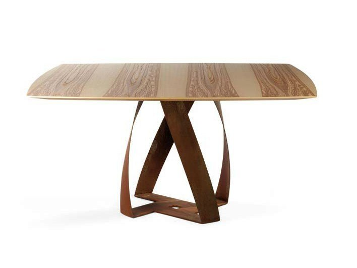 Dining table BON BON | Square table - Potocco