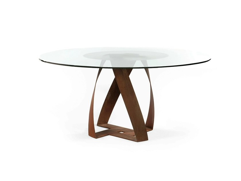 Round living room table BON BON | Round table - Potocco