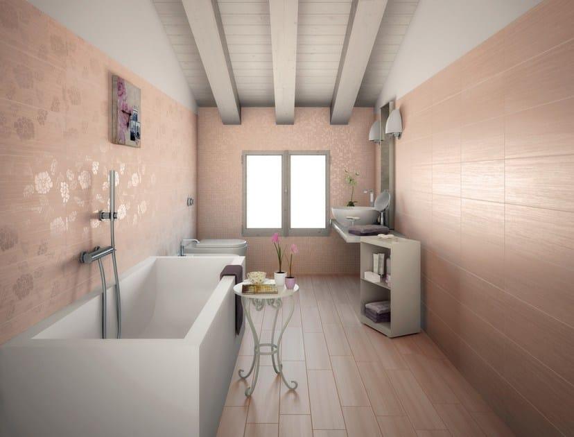 White-paste wall tiles BON CHIC | Wall tiles - Ceramiche Marca Corona