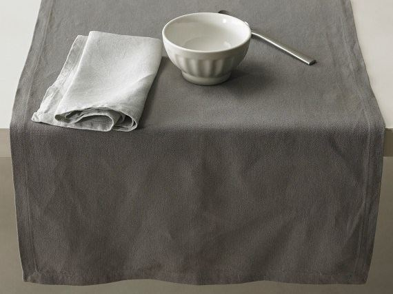 Linen Table runner BON | Table runner - Society Limonta
