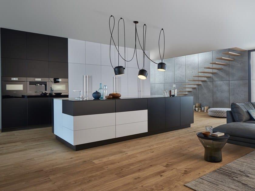 Kitchen with island BONDI | CLASSIC-FS - LEICHT Küchen
