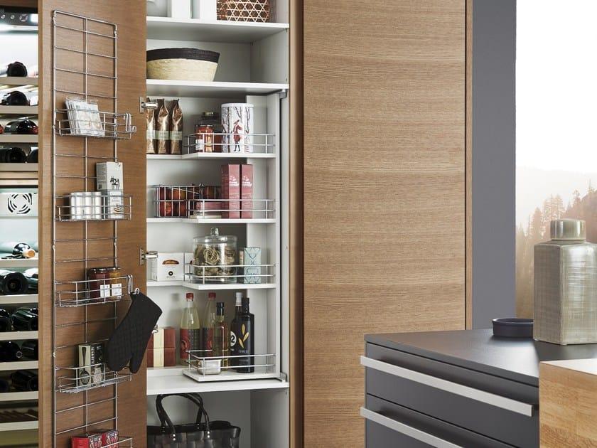Küche mit Kücheninsel BONDI By LEICHT Küchen