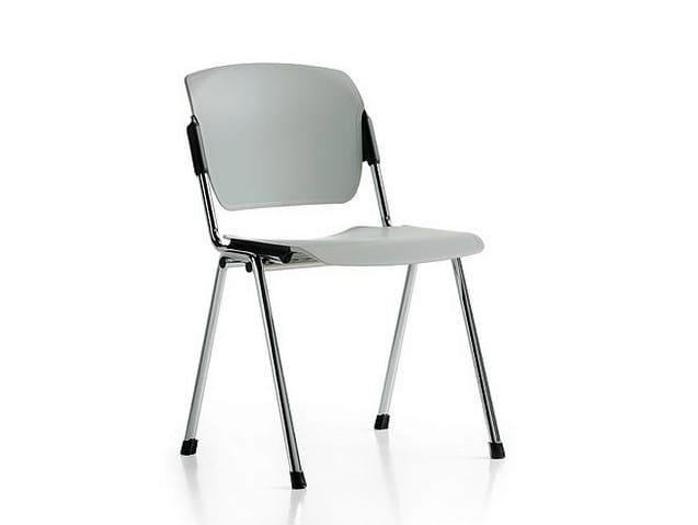 Polypropylene chair / training chair BONN | Training chair - D.M.