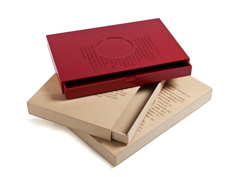 Contenitore BOOK BOXES - Natalia Geci