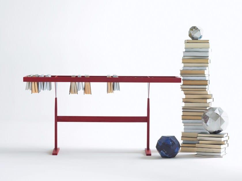 Bookcase / coffee table BOOKEN - Lema