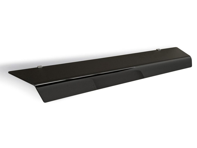 Glass wall shelf BOOKIE - Calligaris