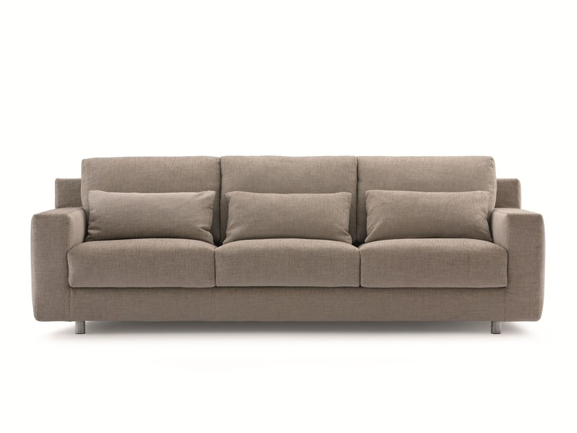 3 seater fabric sofa BORGONUOVO | 3 seater sofa - Flou