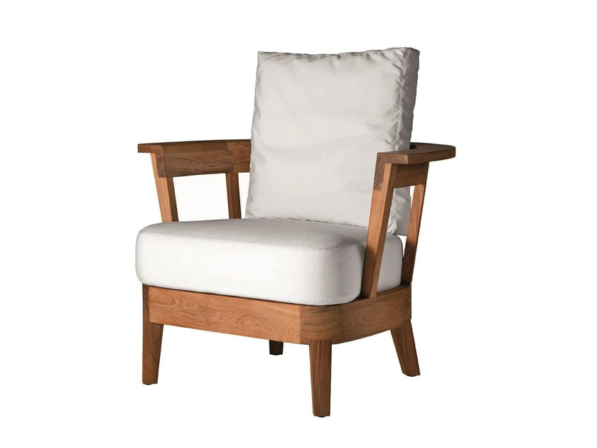Armchair BORGOS by Driade