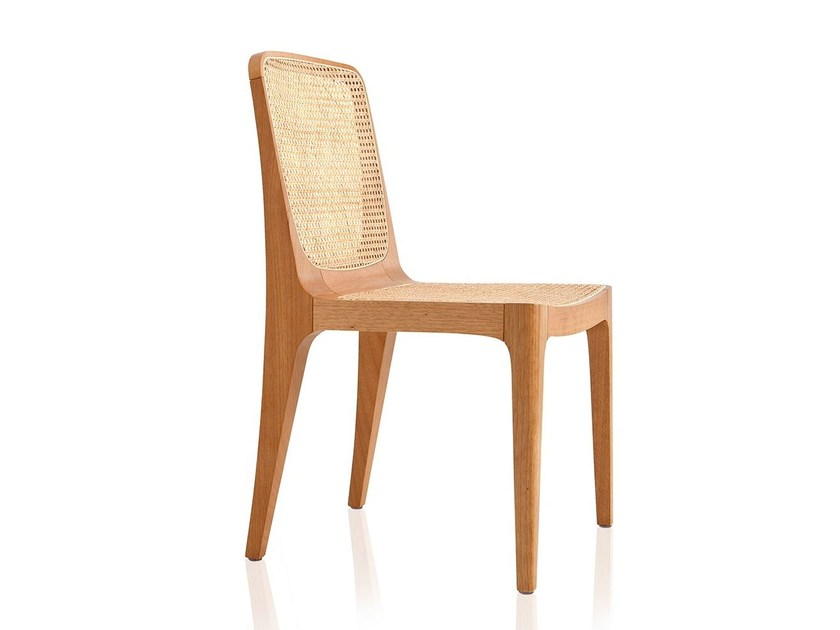 Solid wood chair BOSSA | Chair by Sollos