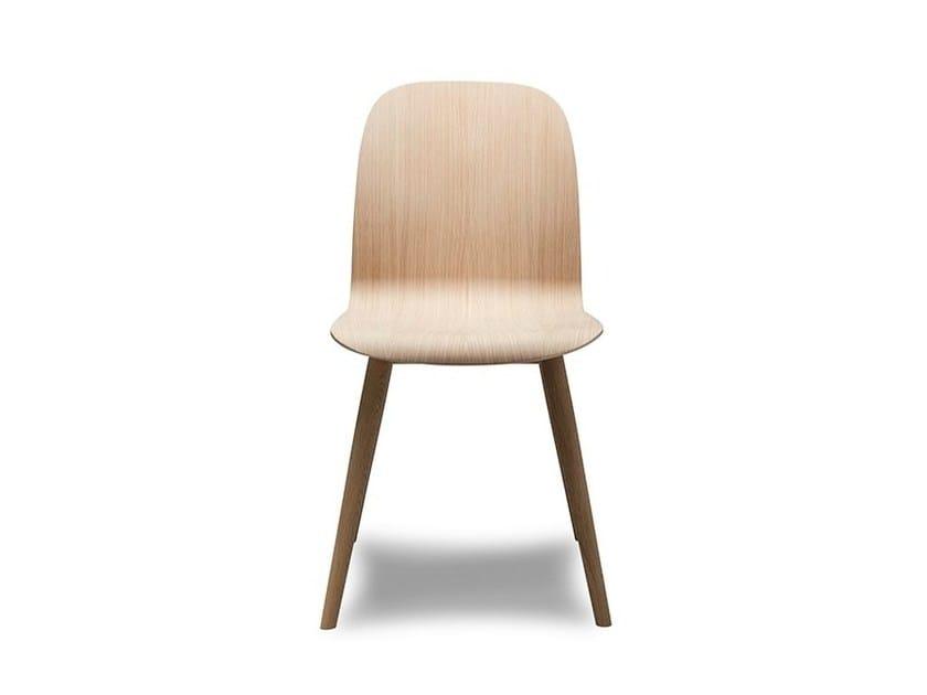 Fabric chair BOSTON | Chair by Danerka