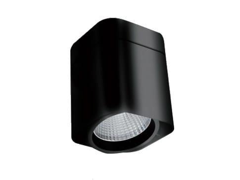 Faretto in alluminio a soffitto BOX DOWN - Nexia Iluminación