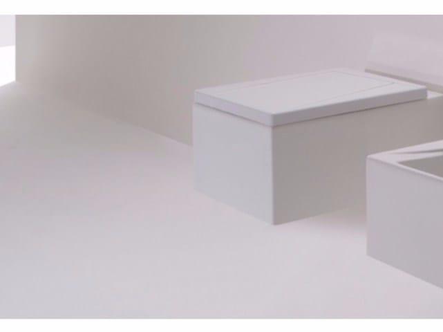 Wall-hung ceramic toilet BOX | Wall-hung toilet by GSG Ceramic Design