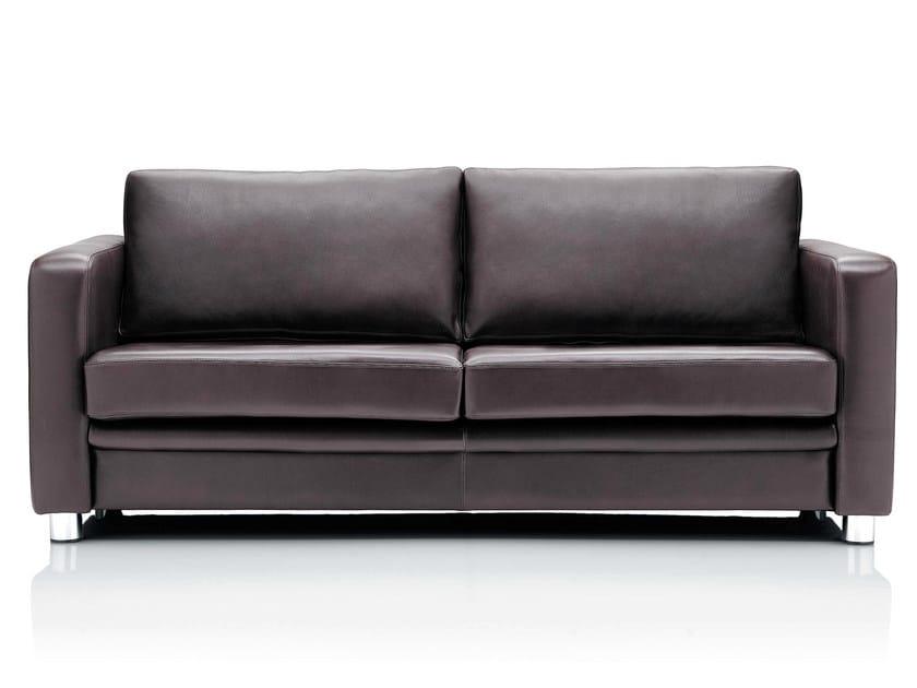 3 seater leather sofa BOXER | 3 seater sofa - Boss Design
