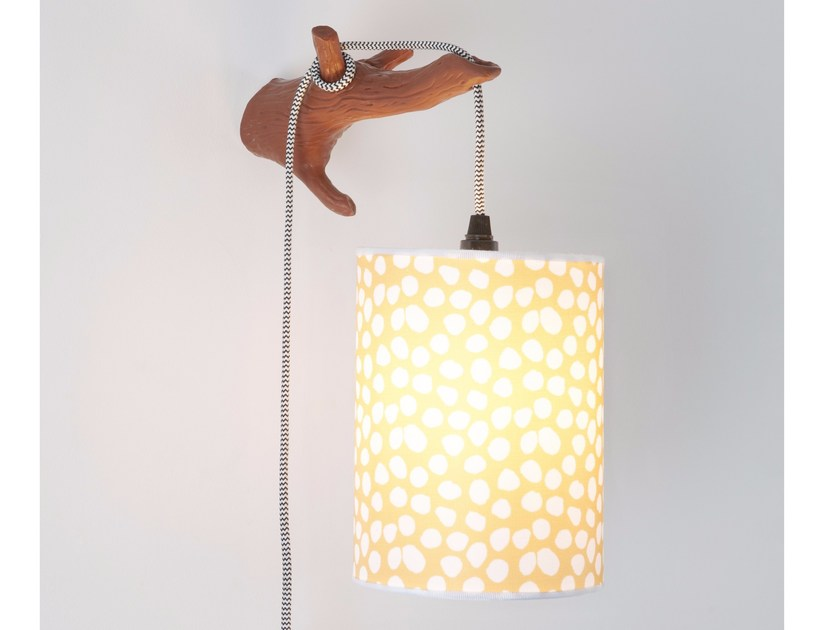 Wall lamp BRANCHE LUMINEUSE by Moustache