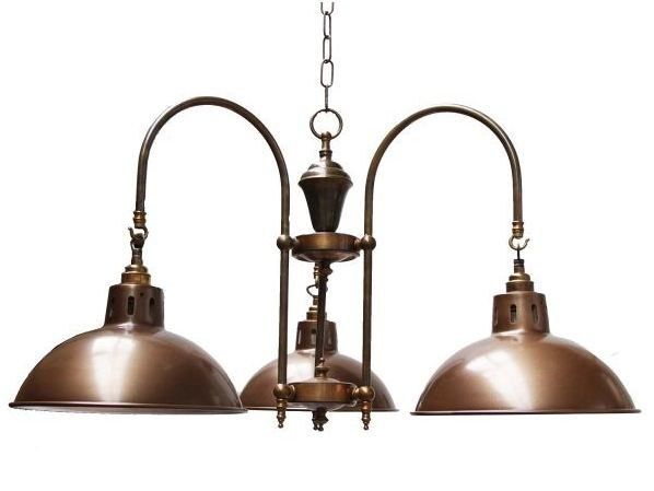 Brasilia Factory Industrial Style Light Fitting