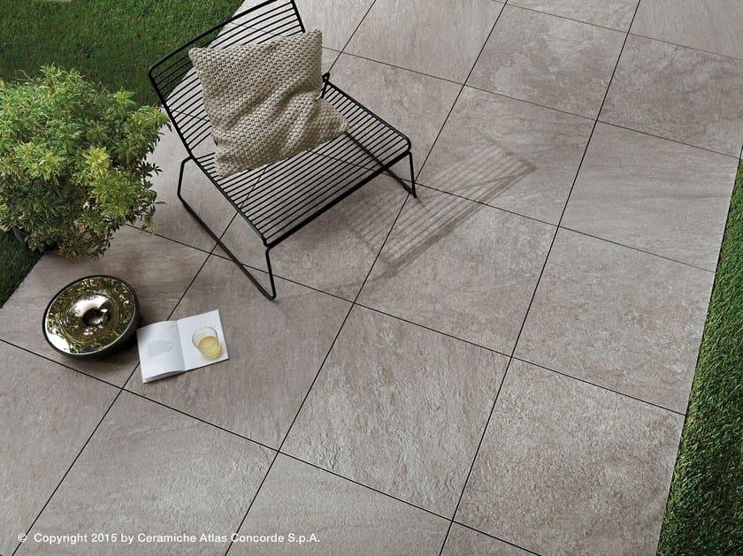 Pavimenti per esterni gres effetto pietra pavimento per esterno