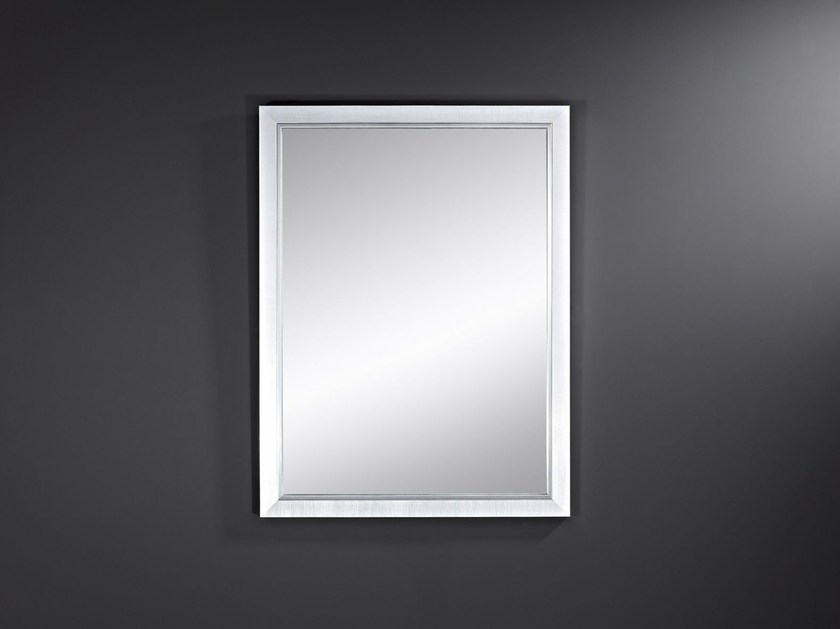 Framed rectangular mirror BREMEN - DEKNUDT MIRRORS