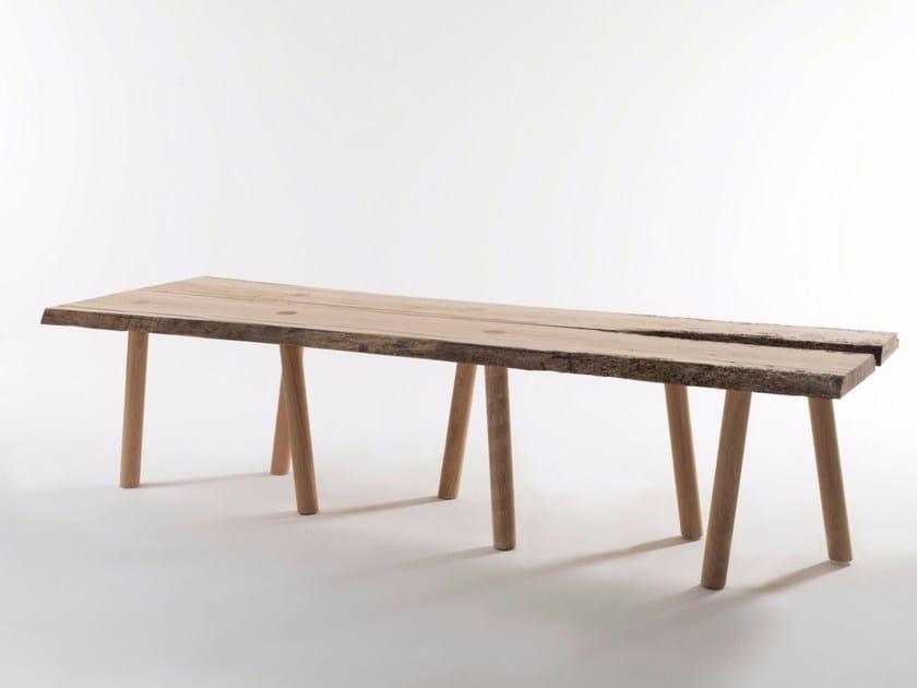 Rectangular briccola wood table BRICCOLE VENEZIA - Riva 1920