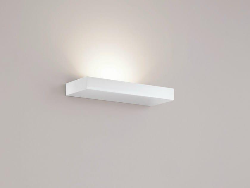 LED aluminium wall light BRICKY W0 - Rotaliana