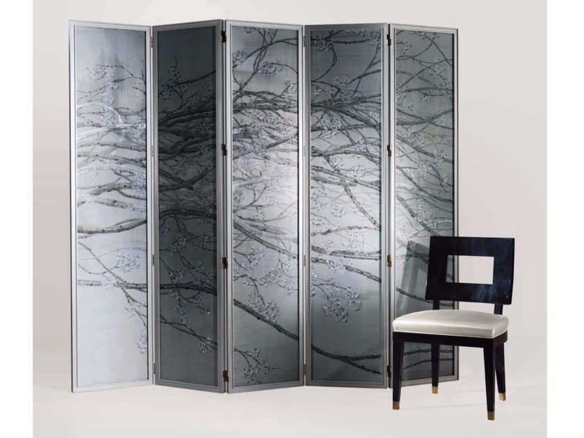 Paravento in legno BRONZE SCREEN XV by Orsi