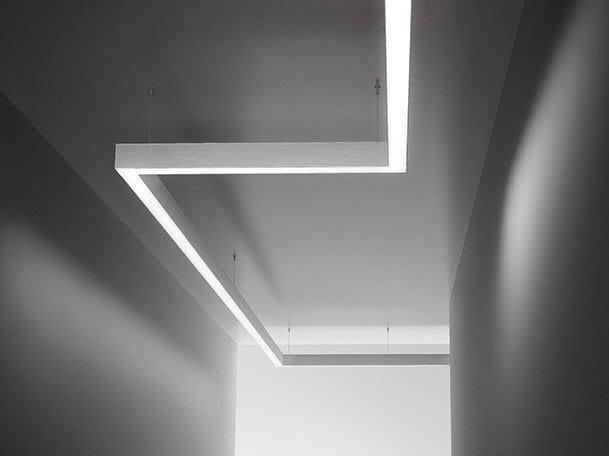 Linear LED light bar BROOKLYN OUT - PANZERI
