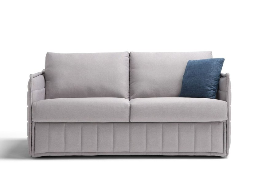 Fabric sofa bed with removable cover BRUXELLES - Dienne Salotti