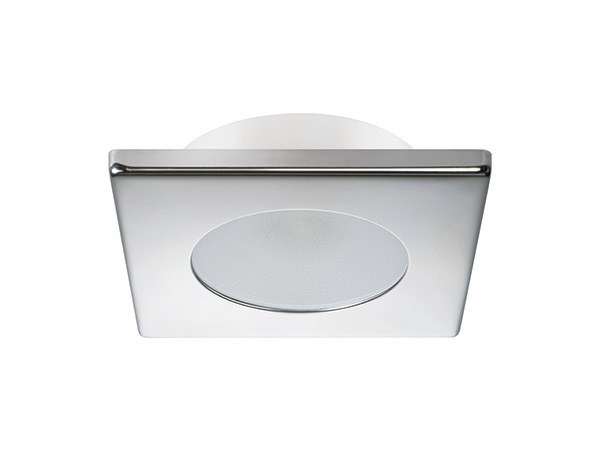 LED ceiling recessed stainless steel spotlight BRYAN C 2W IP66 - Quicklighting