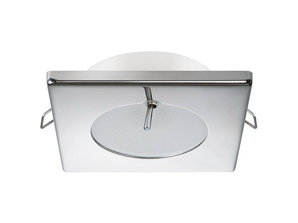LED ceiling recessed stainless steel spotlight BRYAN CS 2W IP40 by Quicklighting