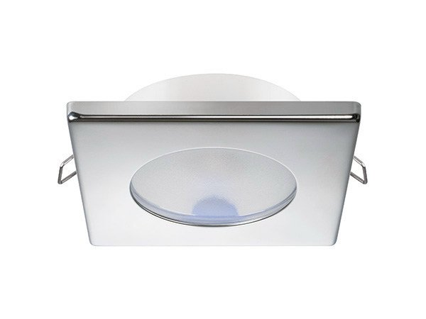 LED ceiling recessed stainless steel spotlight BRYAN CT 2W IP40 - Quicklighting