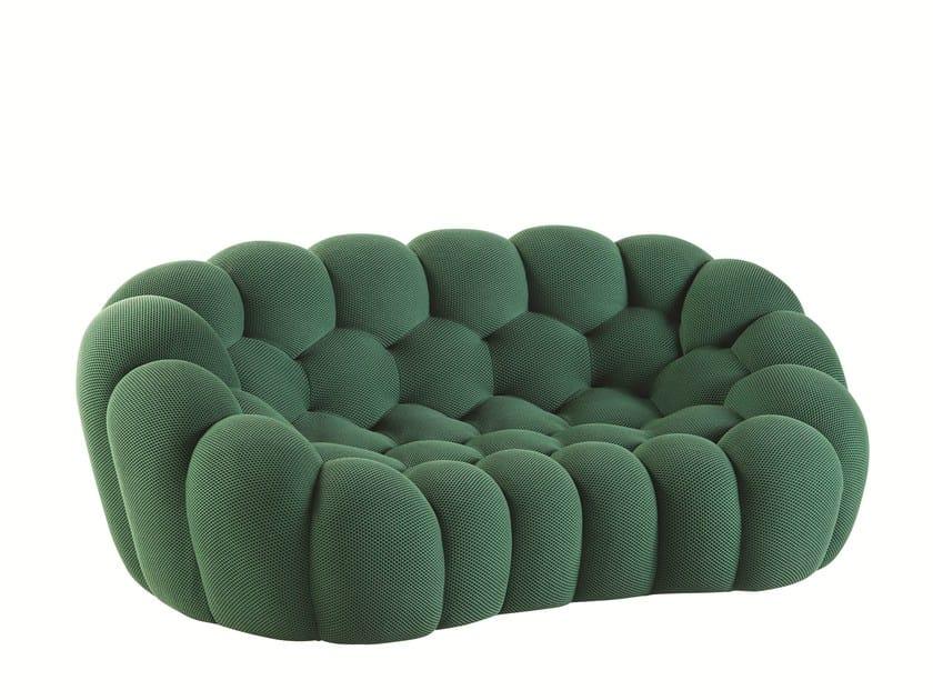 Fabric sofa BUBBLE | 2 seater sofa by ROCHE BOBOIS