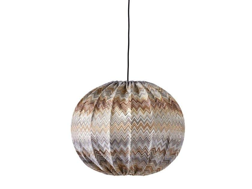 Fabric pendant lamp BUBBLE | Pendant lamp - MissoniHome