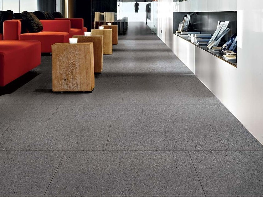 Indoor floor tiles