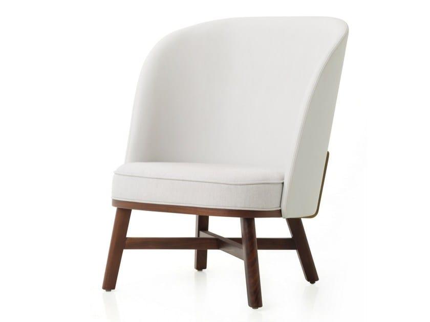Lounge chair BUND LOUNGE CHAIR - STELLAR WORKS