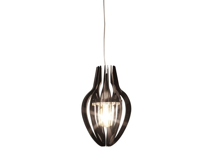 Plate pendant lamp BURLESQUE.A by Colico