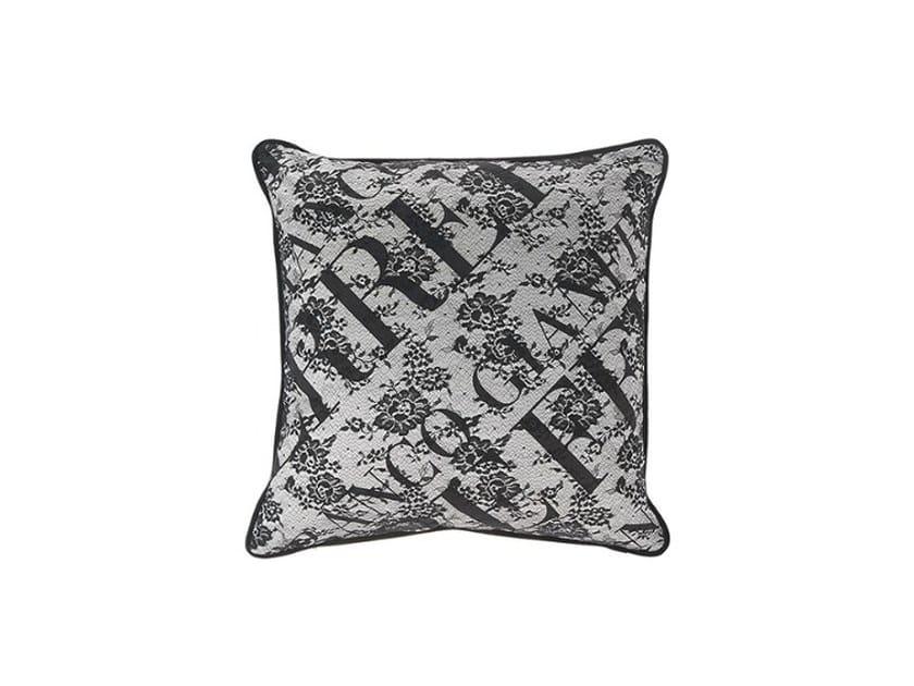 Cuscino quadrato in tessuto BURLESQUE - Gianfranco Ferré Home