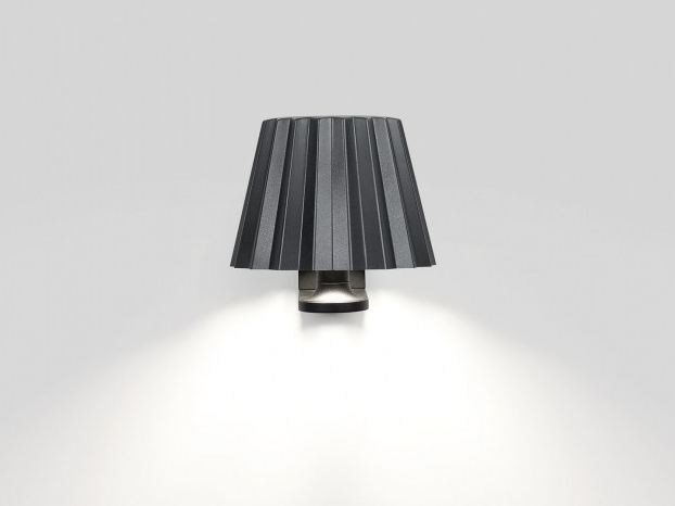LED aluminium wall light BUTLER W | Wall light - Delta Light