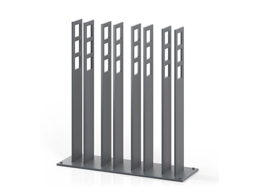 Galvanized steel Bicycle rack FILM - LAB23