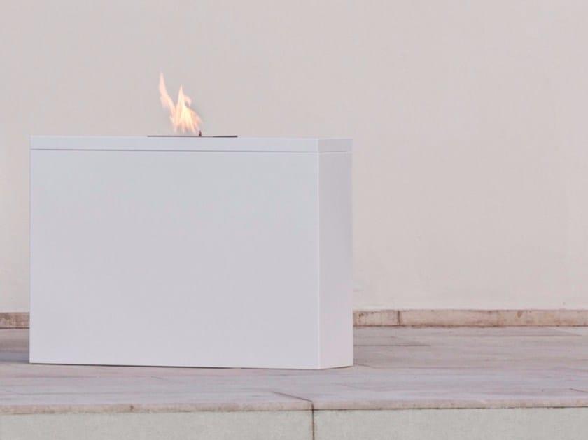 Outdoor bioethanol steel fireplace Bioethanol fireplace - Talenti