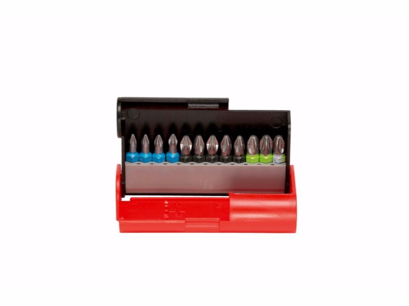 Manual tool Bit box 1/4 inch - Würth