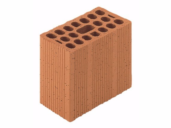 planziegel ziegelblock f r ausmauerung block 21 holes. Black Bedroom Furniture Sets. Home Design Ideas