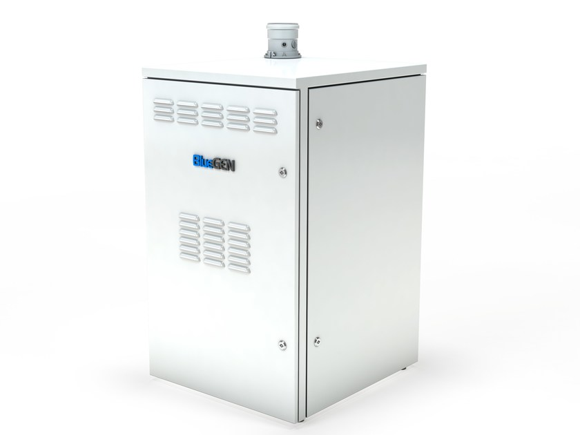 Micro CHP (Combined Heat and Power) BlueGEN by SOLIDpower