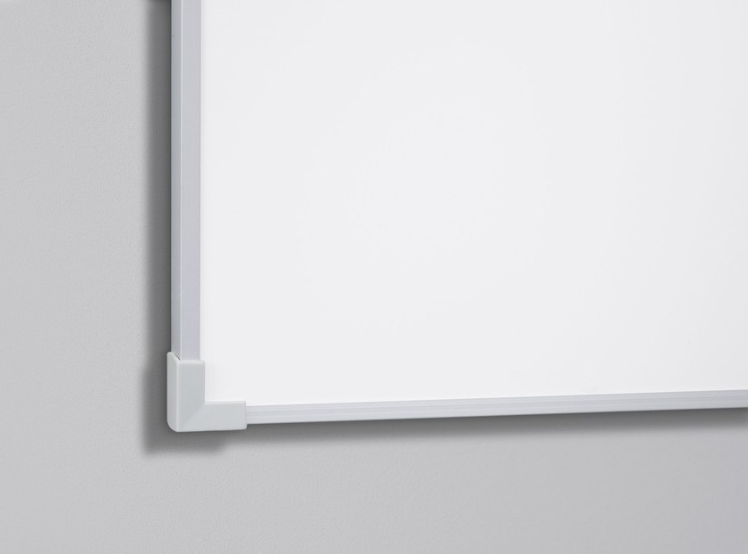 Wall-mounted office whiteboard Boarder Whiteboard - Lintex