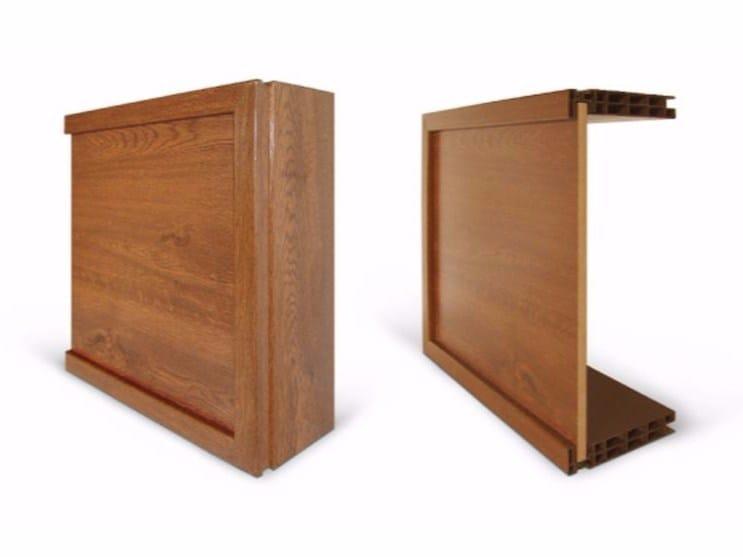 Box for roller shutter Box for roller shutter - Cos.Met. F.lli Rubolino