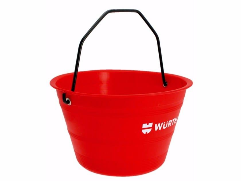 Polyethylene Bucket Bucket extrastrong - Würth