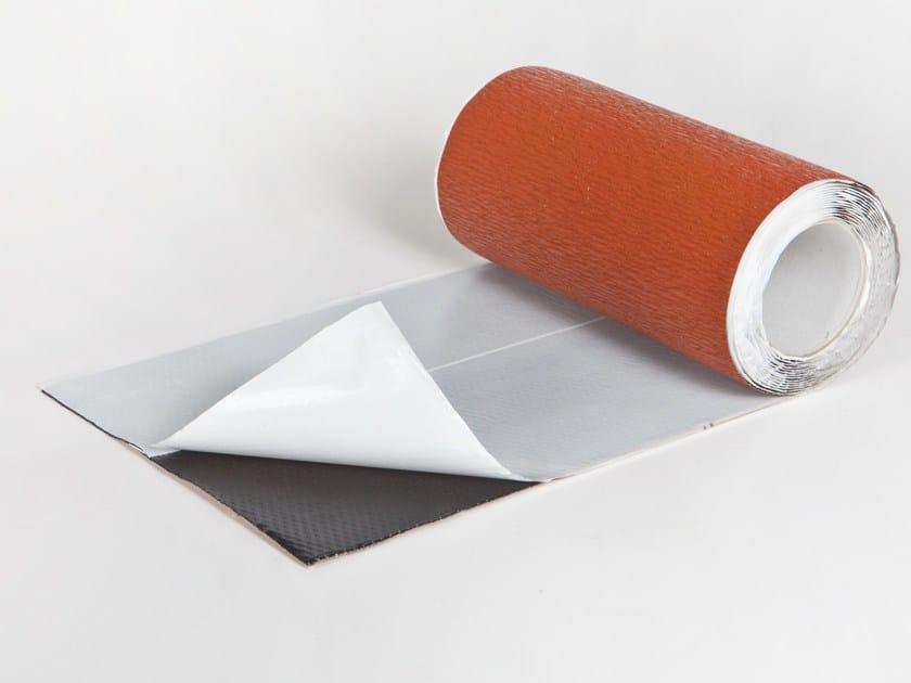 Bituminous and butyl seal BUTYLENE PLASTO WAVE - ISOLTEMA GROUP