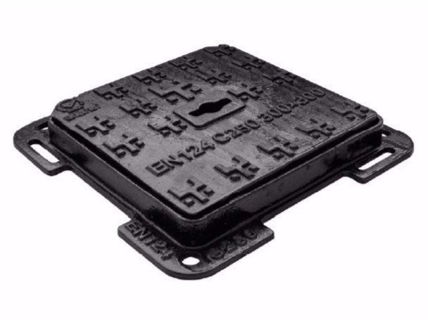 Manhole cover and grille for plumbing and drainage system C 250 COVER by Dakota