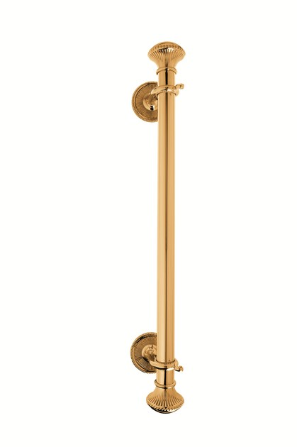 Classic style brass pull handle C48600 | Brass pull handle - Enrico Cassina
