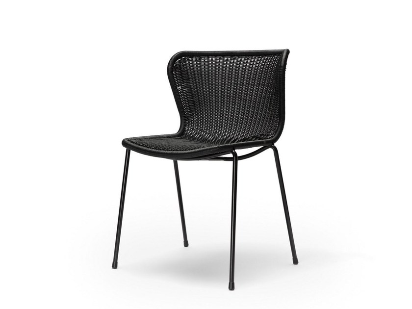Polyethylene garden chair C603 OUTDOOR | Chair - Feelgood Designs